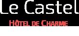 Hôtel le Castel, 3 étoiles