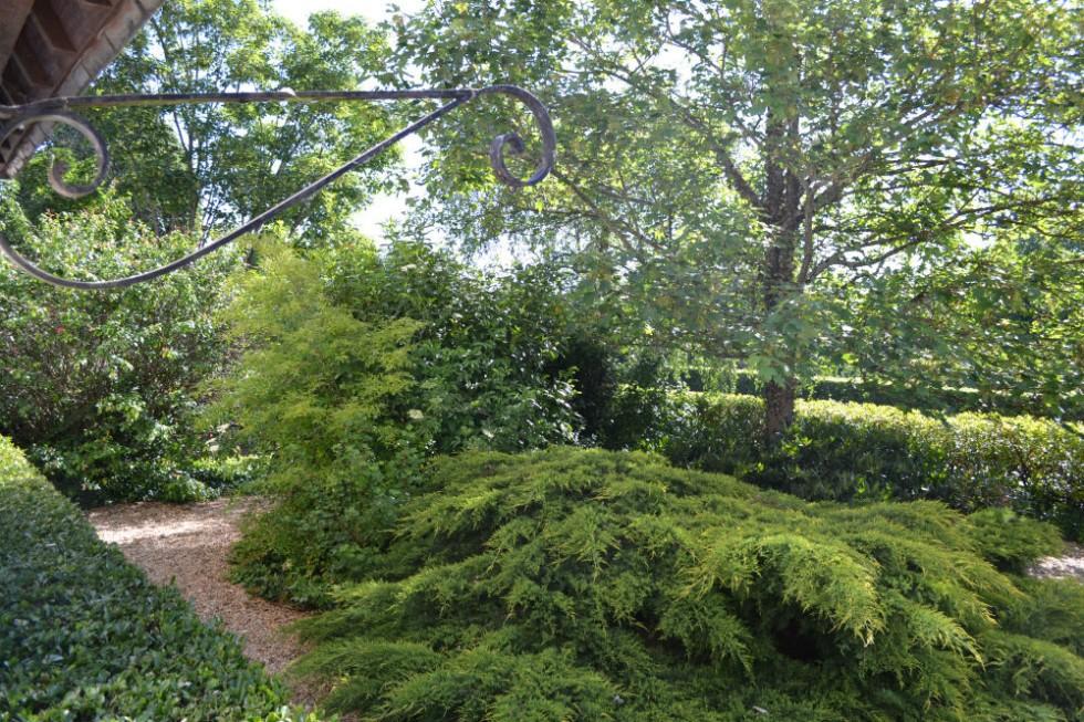 Les espaces verts