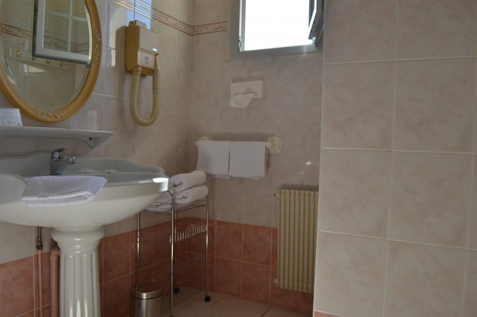 Salle de bain Chambre 9 double