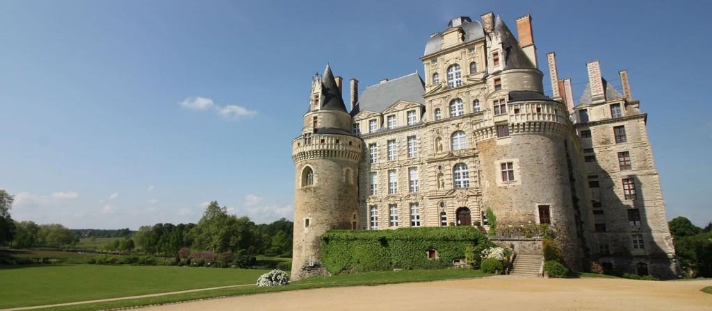 chateau-brissac- facade-est