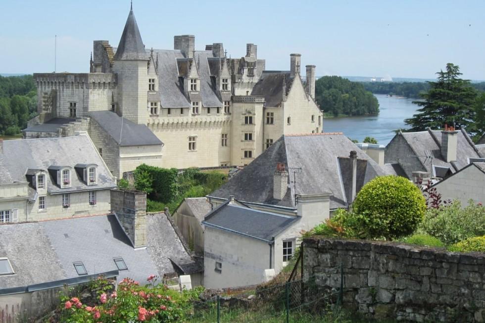 chateau de la Loire Montsoreau